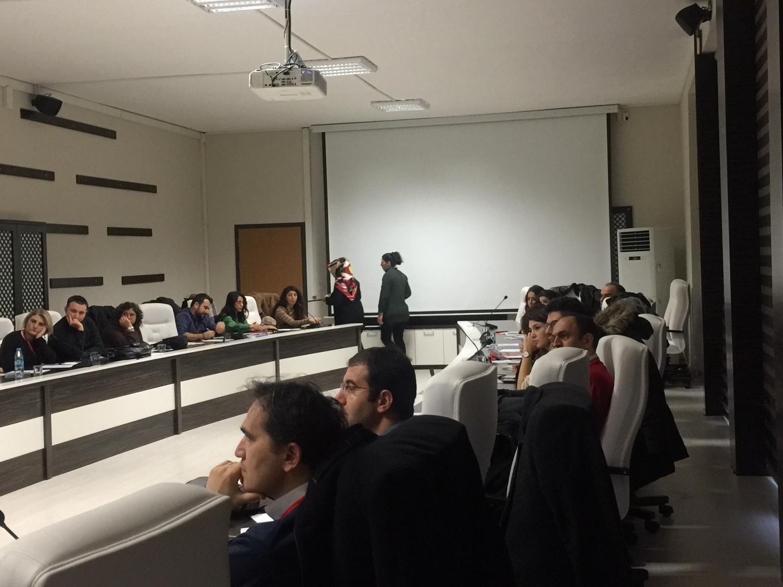 İstanbul Milli Eğitim Müdürlüğü bünyesinde düzenlenen Palyatif Bakım eğitimi başladı.