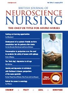 Bilimsel Çalışmamız Journal of Neuroscience Nursing Dergisinde Yayınlandı.
