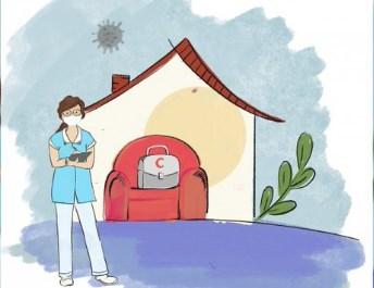 Pandemide Evde Bakım Süreci Nasıl İşliyor?